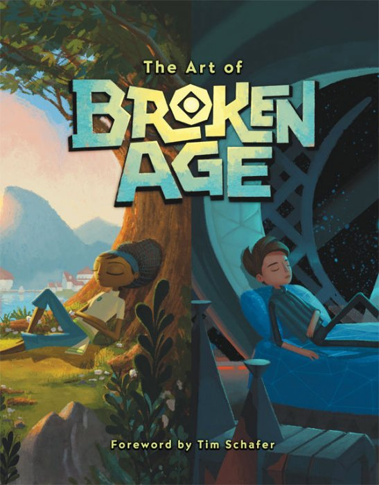 The Art of Broken Age #1 - HC