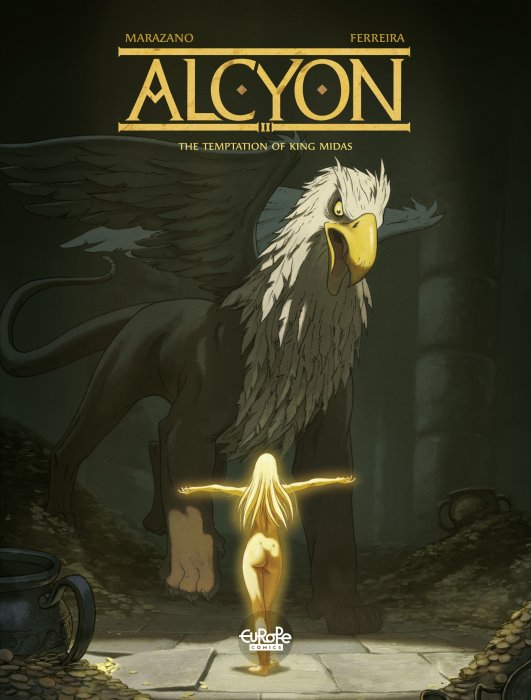 Alcyon #2 - The Temptation of King Midas