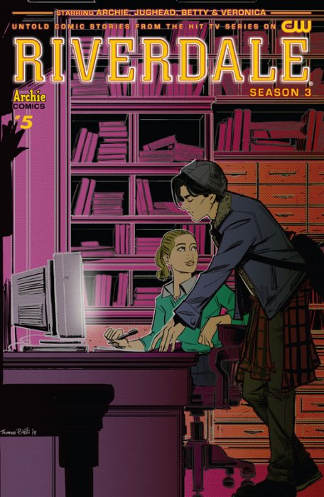 Riverdale Season 3 #5