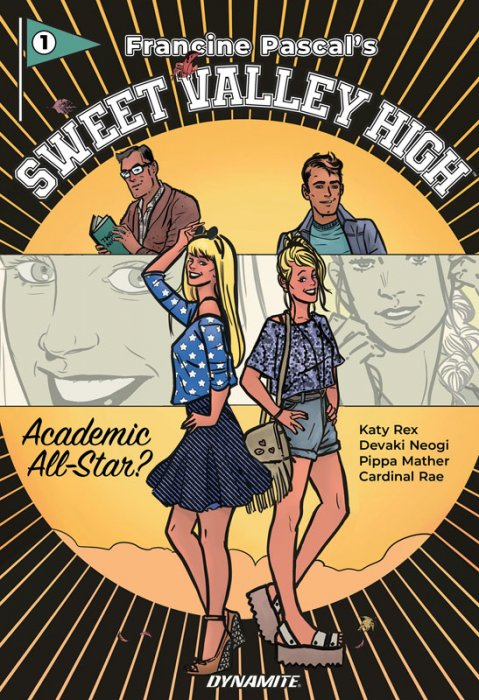 Sweet Valley High Vol.1 - Academic All-Star