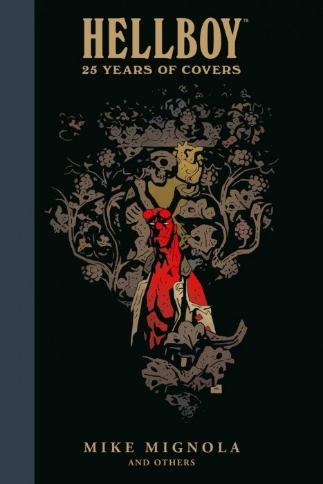 Hellboy - 25 Years of Covers #1 - HC