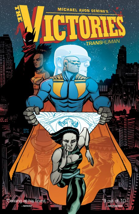 The Victories Vol.2 - Transhuman