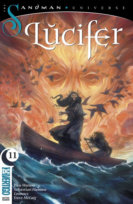 Lucifer Vol.3 #11