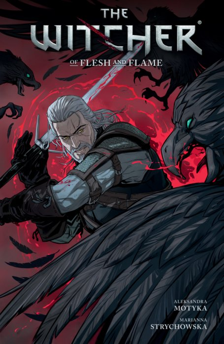 The Witcher Vol.4 - Of Flesh and Flame