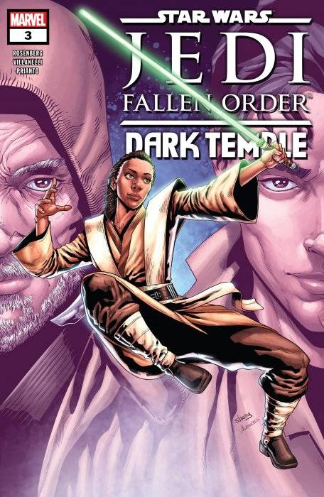 Star Wars - Jedi Fallen Order - Dark Temple #3