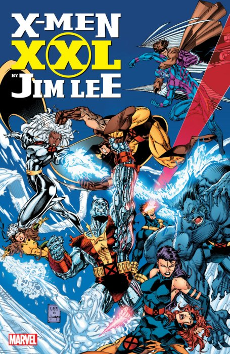 X-Men XXL by Jim Lee #1 - HC