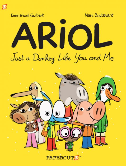 Ariol #1 - Just a Donkey Like You and Me