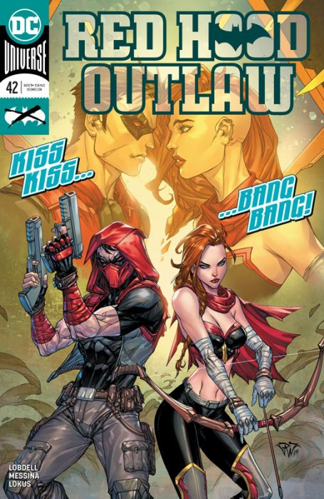 Red Hood - Outlaws #42