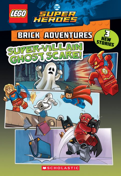 LEGO DC Super Heroes - Super-Villain Ghost Scare! #1