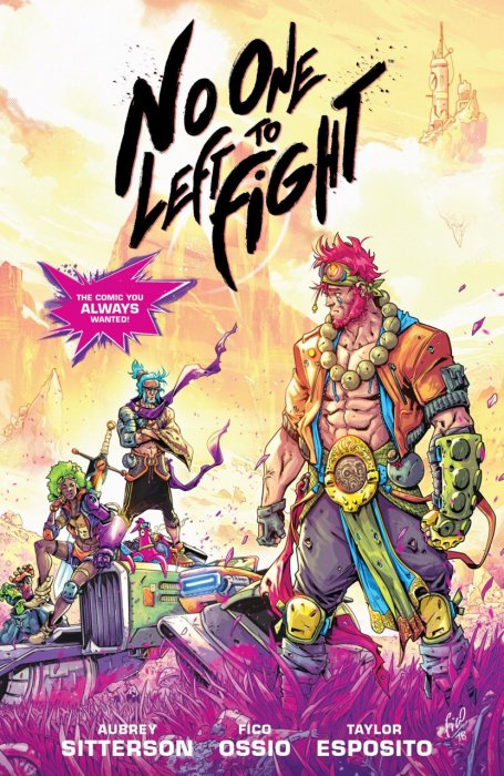 No One Left to Fight #1 - TPB