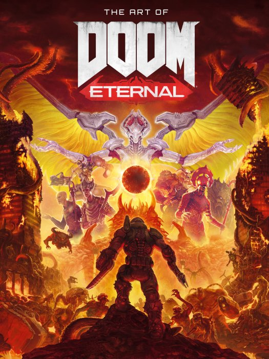 The Art of DOOM Eternal #1