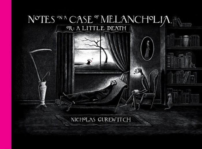 Notes on a Case of Melancholia, or A Little Death #1 - HC