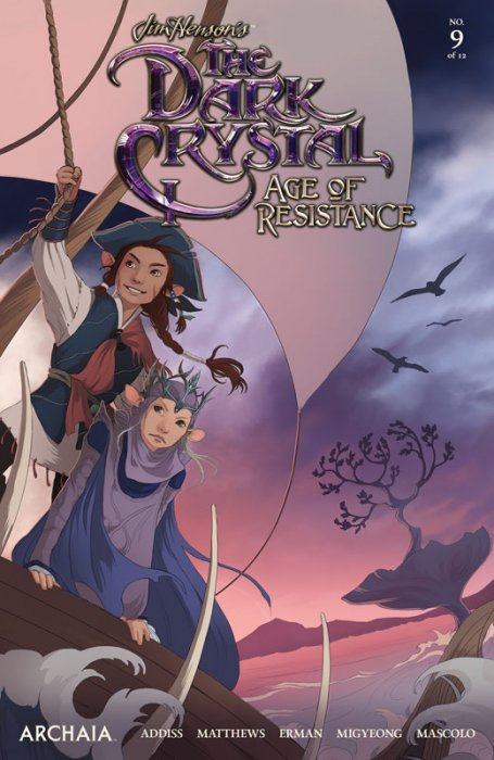 Jim Henson's The Dark Crystal - Age Of Resistance #9