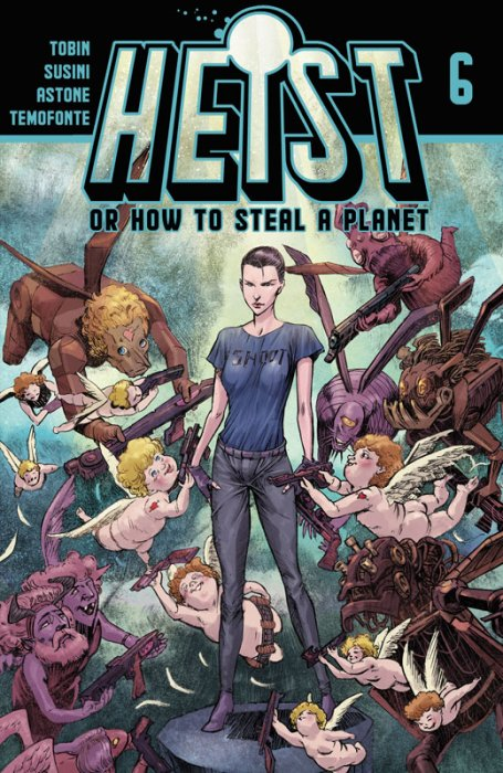 Heist, Or How To Steal A Planet #6
