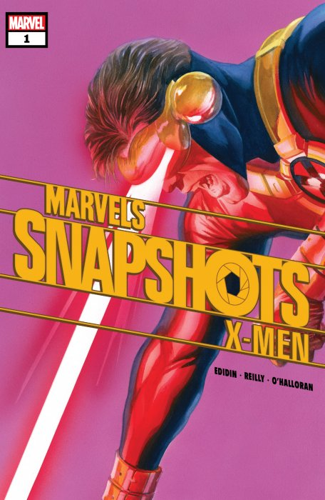 X-Men - Marvels Snapshot #1
