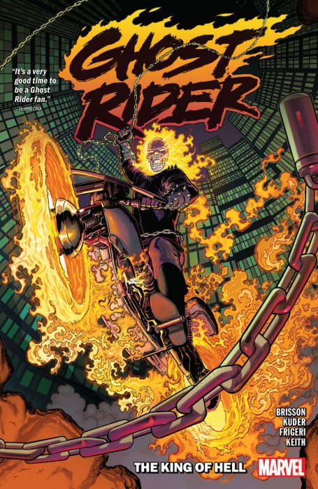 Ghost Rider Vol.1 - The King of Hell