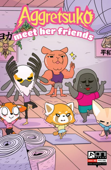 Aggretsuko - Meet Her Friends #1