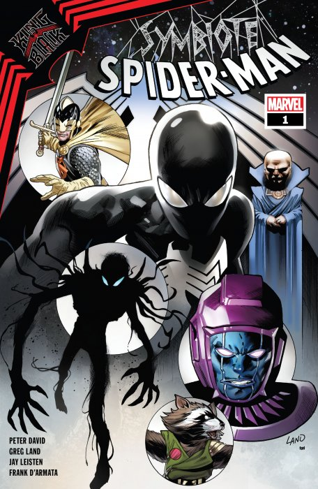 Symbiote Spider-Man - King in Black #1