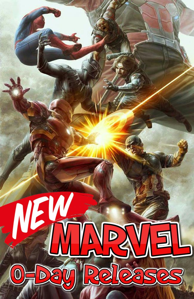 Collection Marvel (17.02.2021. week 7)