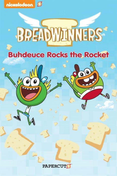 Breadwinners #2 - Buhdeuce Rocks the Rocket