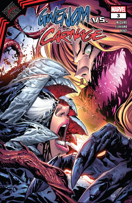 King in Black - Gwenom vs. Carnage #3