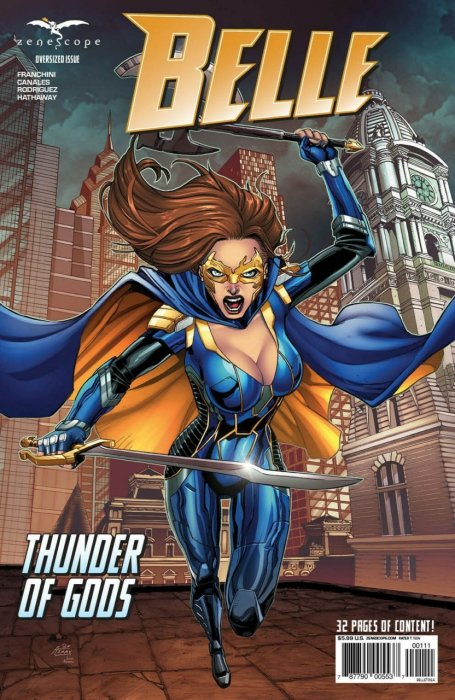 Belle - Thunder of Gods #1