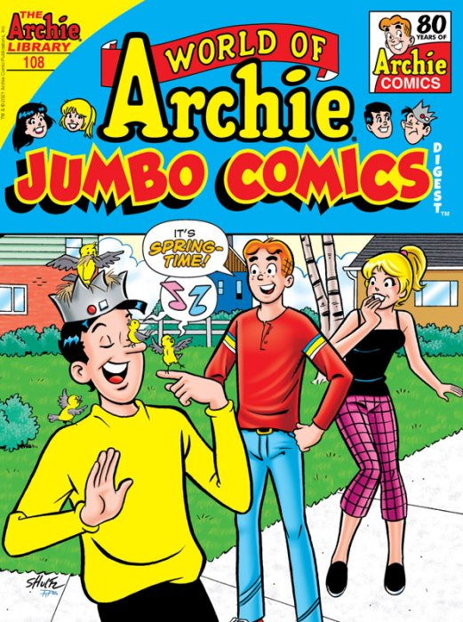World of Archie Comics Double Digest #108