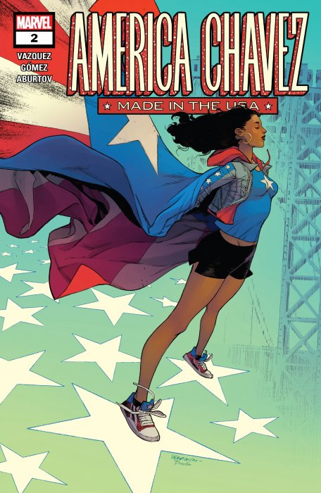 America Chavez - Made in the USA #2