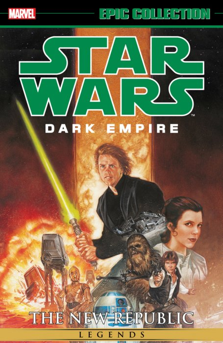 Star Wars Legends Epic Collection - The New Republic Vol.5