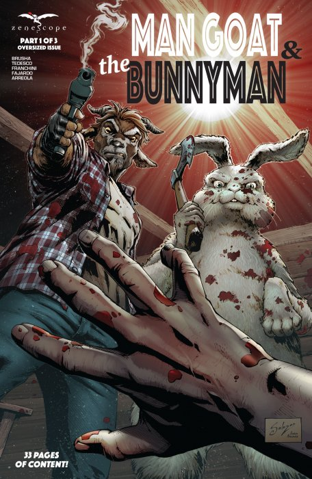 Man Goat & The Bunnyman #1