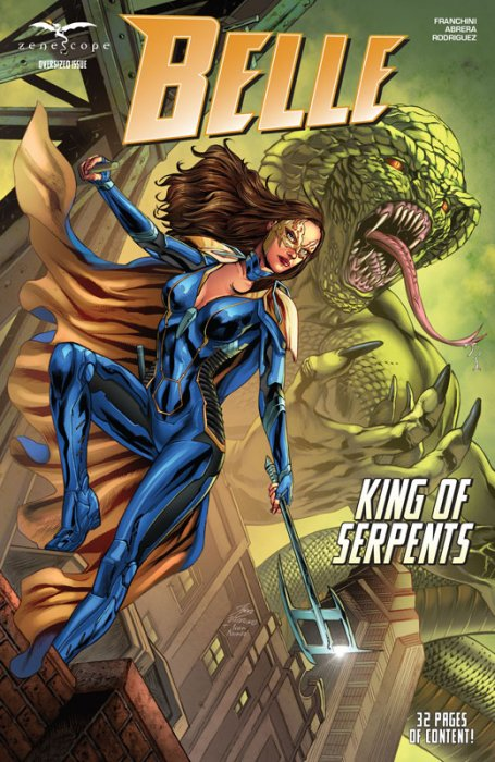 Belle - King of Serpents #1