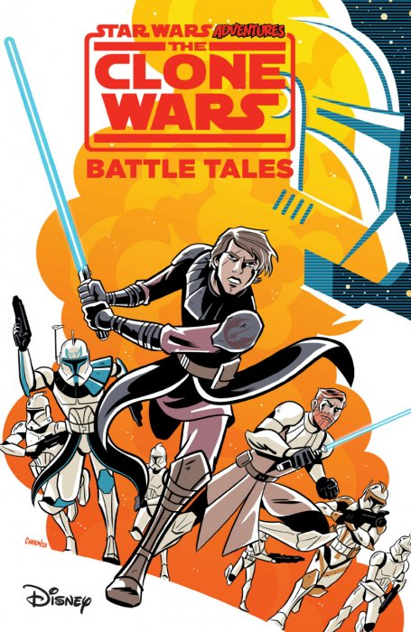 Star Wars Adventures - The Clone Wars - Battle Tales #1 - TPB