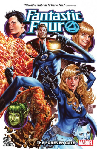 Fantastic Four Vol.7 - The Forever Gate