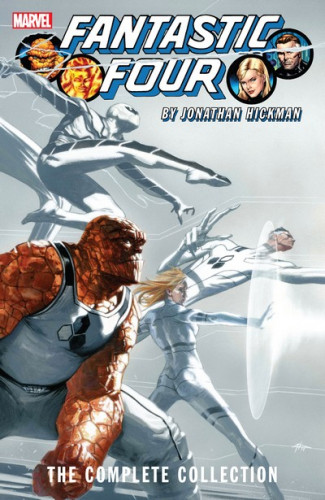 Fantastic Four by Jonathan Hickman - The Complete Collection Vol.3