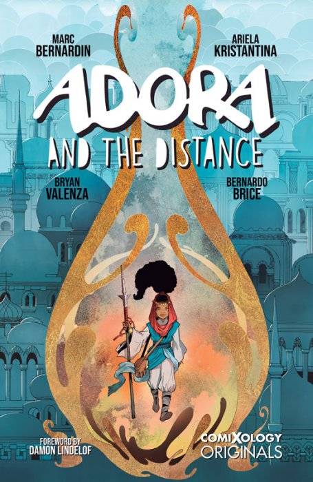 Adora and the Distance #1