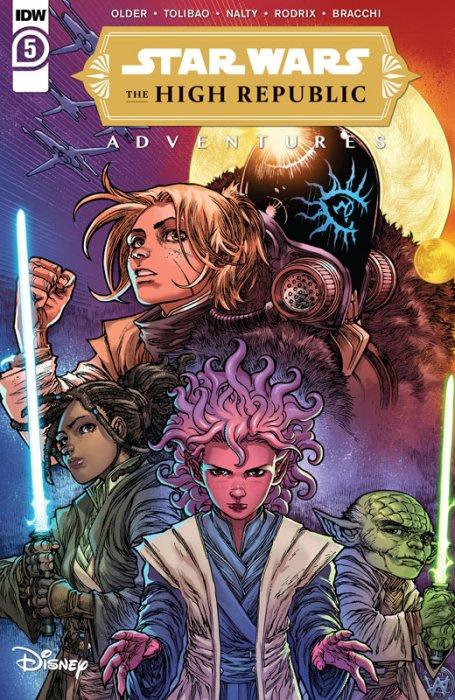 Star Wars - The High Republic Adventures #5